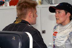 Ben Devlin and Melanie Paterson