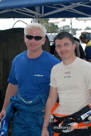 Jeff Altenburg and Jean-Philippe Belloc