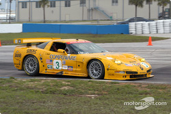 Chevrolet Corvette C5-R : Ron Fellows, Johnny O'Connell, Franck Freon