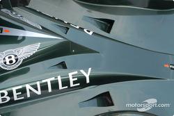 Bentley Speed 8 bodywork