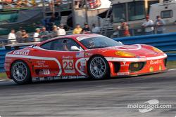 JMB Racing USA / Team Ferrari Ferrari 360 Modena : Stephen Earle, Andrea Garbagnati, Ludovico Manfredi