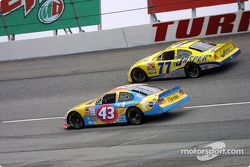 John Andretti y Dave Blaney