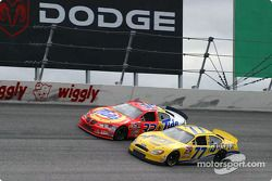 Ricky Craven y Dave Blaney