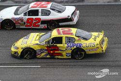 Todd Bodine y Kerry Earnhardt