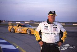 Team Corvette's Gary Pratt