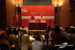 Conferencia de prensa: Michael Schumacher