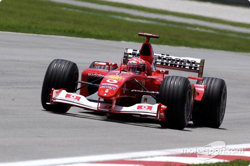 Michael Schumacher - 24 grandes premios