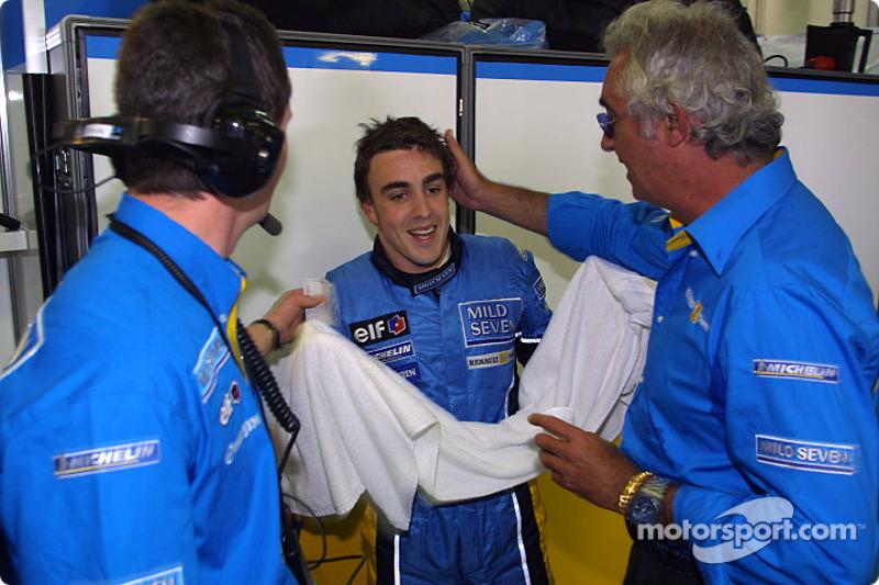 83: Fernando Alonso, Renault F1