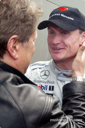 Norbert Haug ve David Coulthard