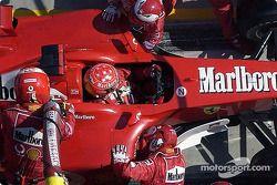 Pitstop, Michael Schumacher