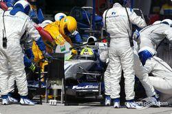 Pitstop, Ralf Schumacher