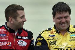 El jefe de equipo de Greg Biffle y Matt Kenseth, Robbie Reiser