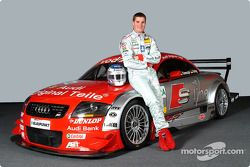Martin Tomczyk mit dem Abt-Audi TT-R