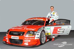 Peter Terting mit dem Abt-Audi TT-R