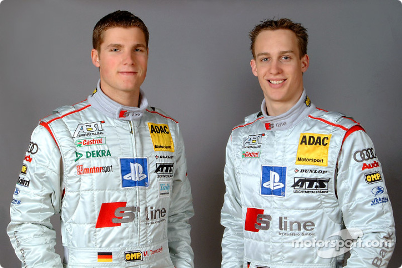 Martin Tomczyk und Peter Terting