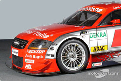 Abt-Audi TT-R vom Abt-Juniorteam