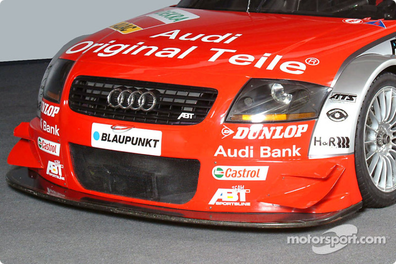 Abt-Audi TT-R vom Abt-Juniorteam
