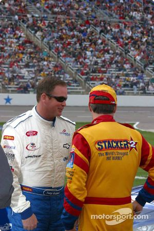 Tony Raines y Kenny Wallace