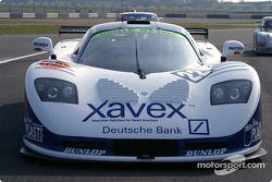 British GT cars on track