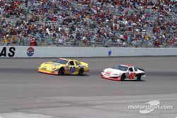 Scott Riggs y Todd Bodine