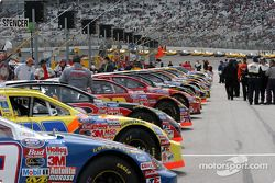 Muchos, muchos autos