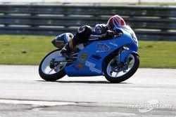 National 125cc race