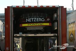Auto NetZero en el transportador