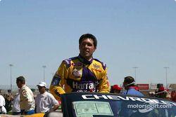 Presentación de pilotos: Larry Foyt