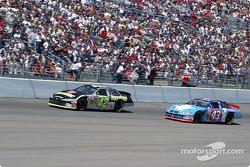 Jamie McMurray y John Andretti