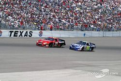 Ricky Rudd y Jimmie Johnson