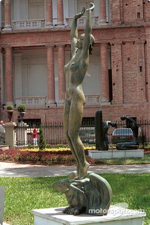 Sculpture, Pinacoteca museum