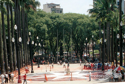 Center of Sao Paulo
