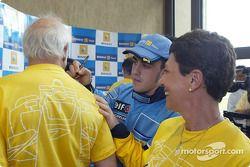 Visit, Ayrton Senna Renault Faktöry Curitiba: Fernando Alonso