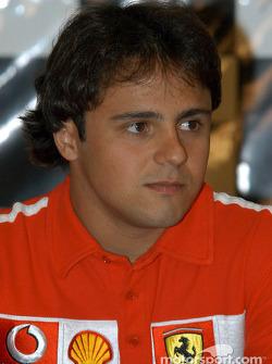Conferencia de prensa Bridgestone: Felipe Massa