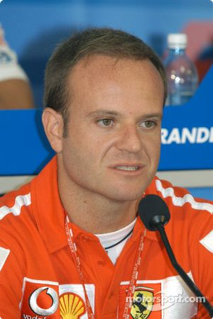 Thursday basın toplantısı: Rubens Barrichello