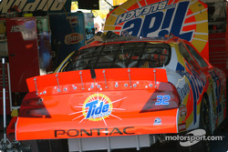 Zona de garage de PPI Motorsports