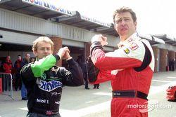 Warren Hugues and Matt Neal