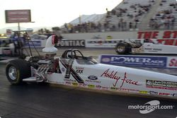 Ashley Force launches