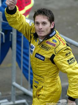 Giancarlo Fisichella cree que ha ganado la carrera