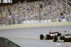 Jacques Villeneuve y Mark Webber