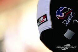 Jacques Villeneuve's hat