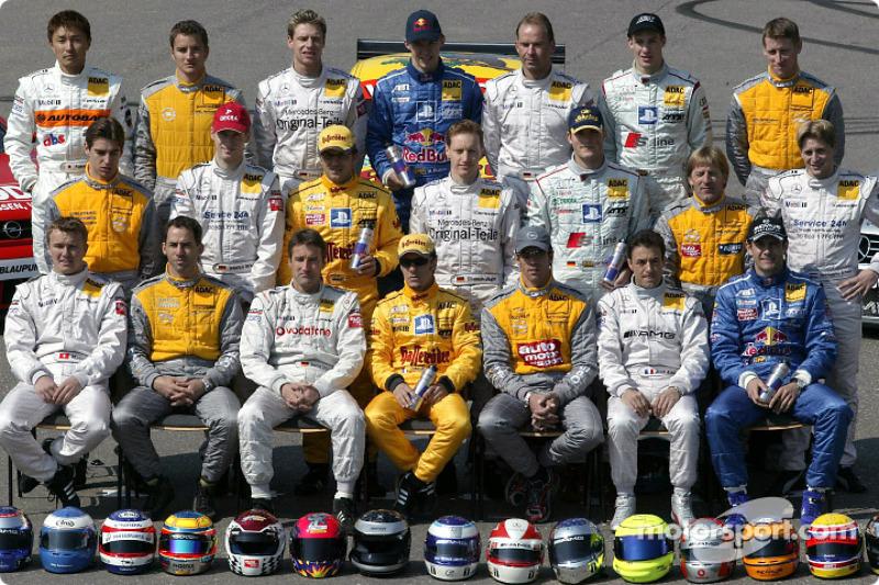 Die DTM-Fahrer 2003