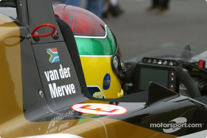 Alan van der Merwe