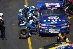 Pitstop for Andy Petree
