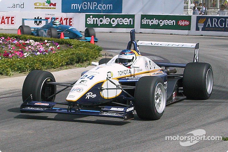 Danica Patrick und der Sprung zu den IndyCars