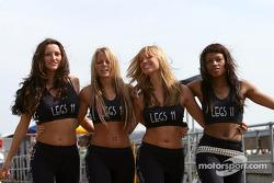 Legs 11 girls