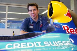 Sauber Petronas sign Neel Jani as test driver