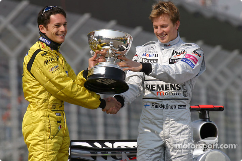 6. Джанкарло Физикелла, Гран При Бразилии 2003 (110-я гонка)