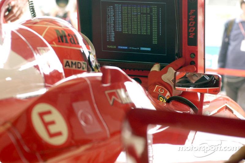 #52 GP de Saint-Marin 2003 (Ferrari F2003-GA)