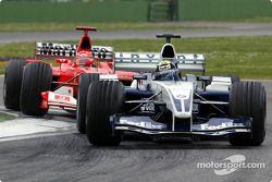 Ralf y Michael Schumacher